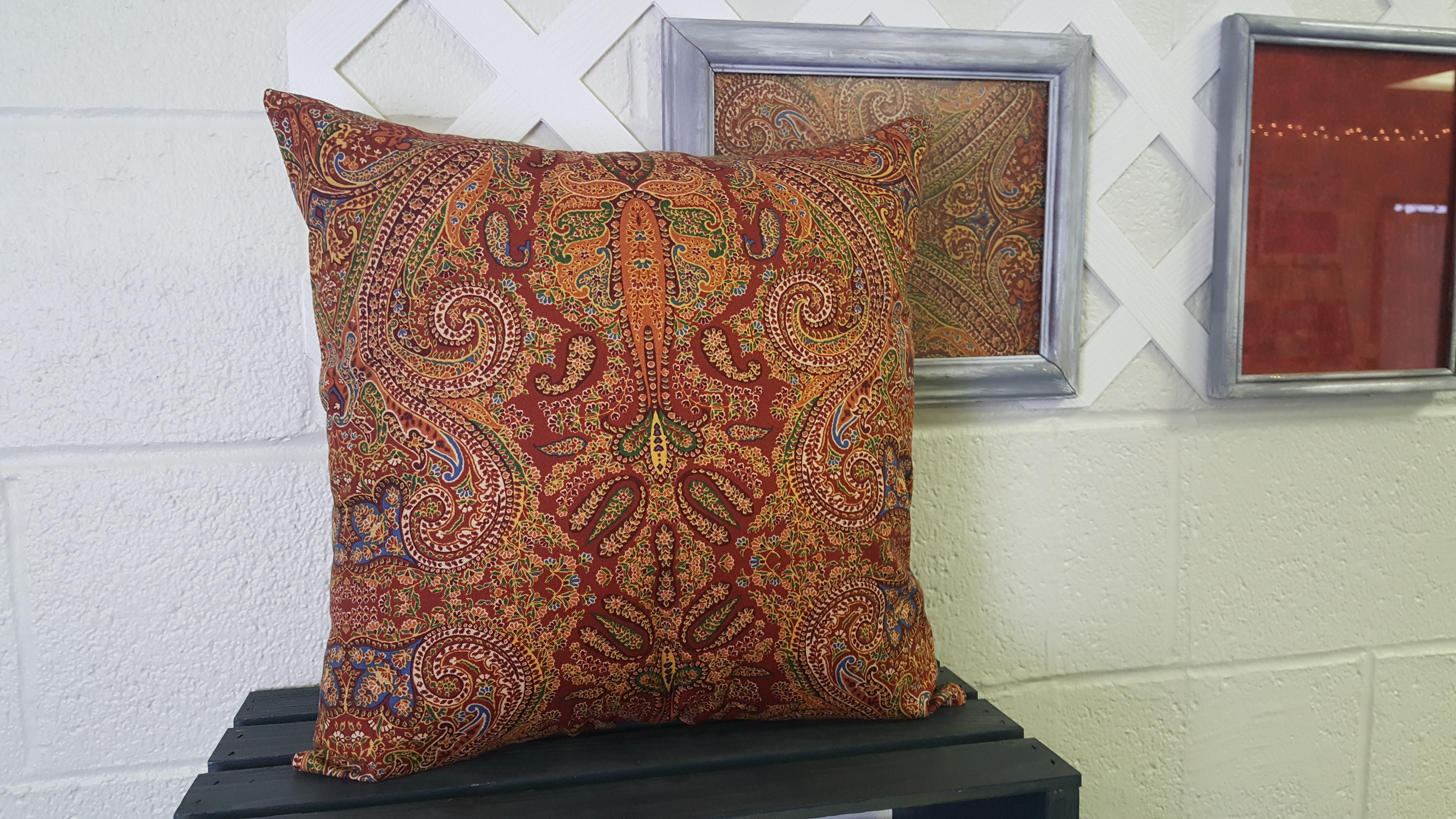 Envelop Pillow Example