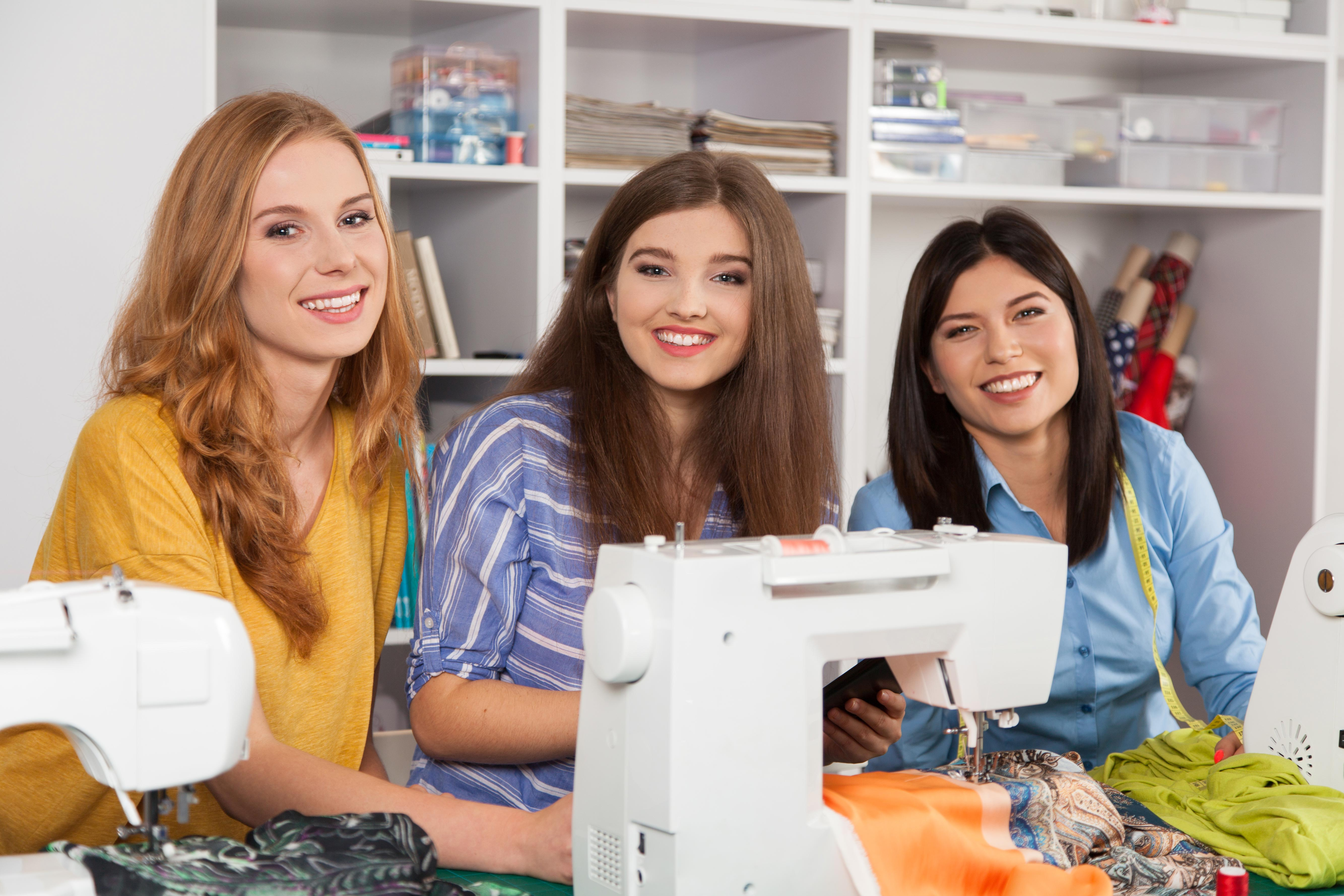 Have a sewing party for your special event
